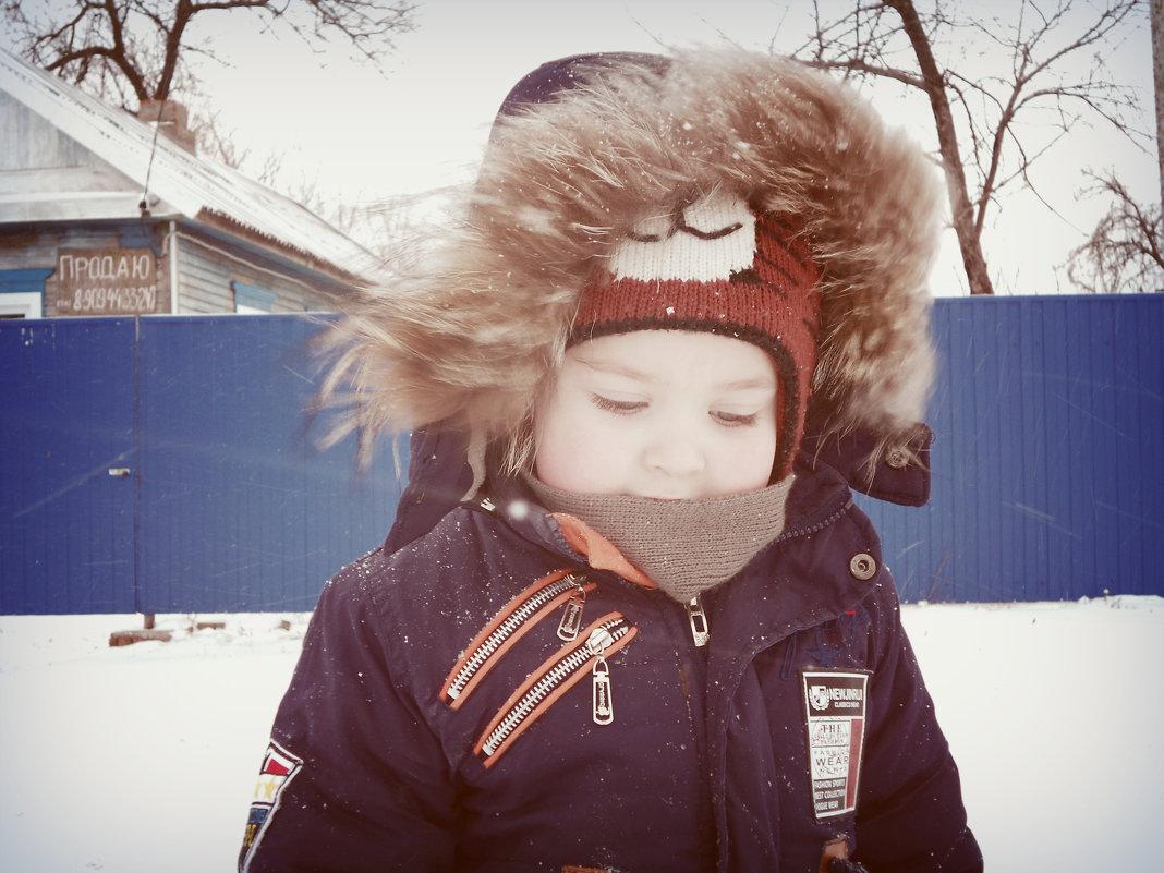 Зима - Елена Ищенко