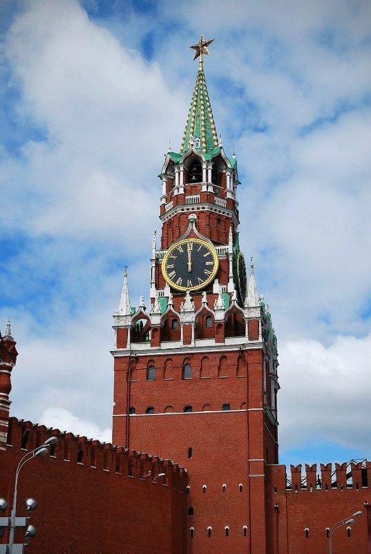 Москва - Grishkov S.M.