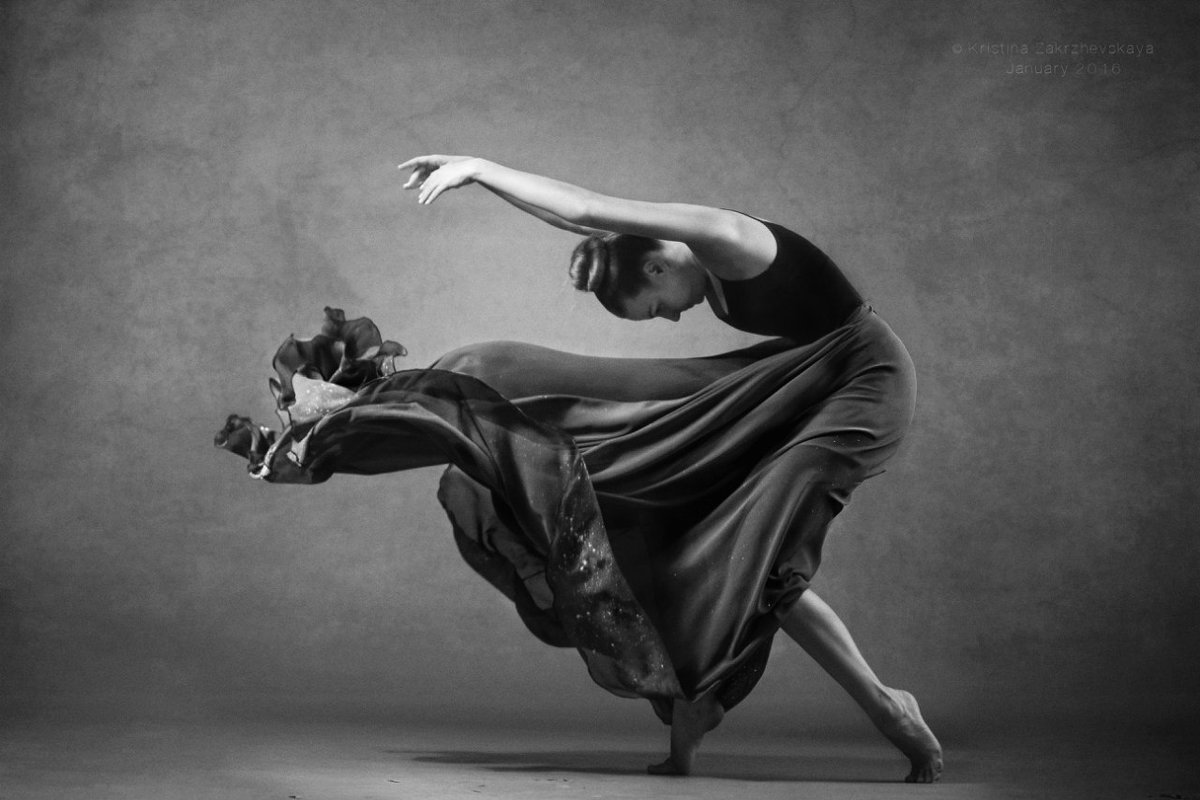 .. А в душе я танцую.. - Kristina Zakrzhevskaya