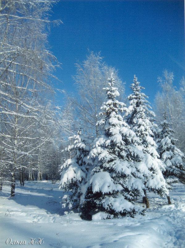 Мороз и солнце - Ольга НН