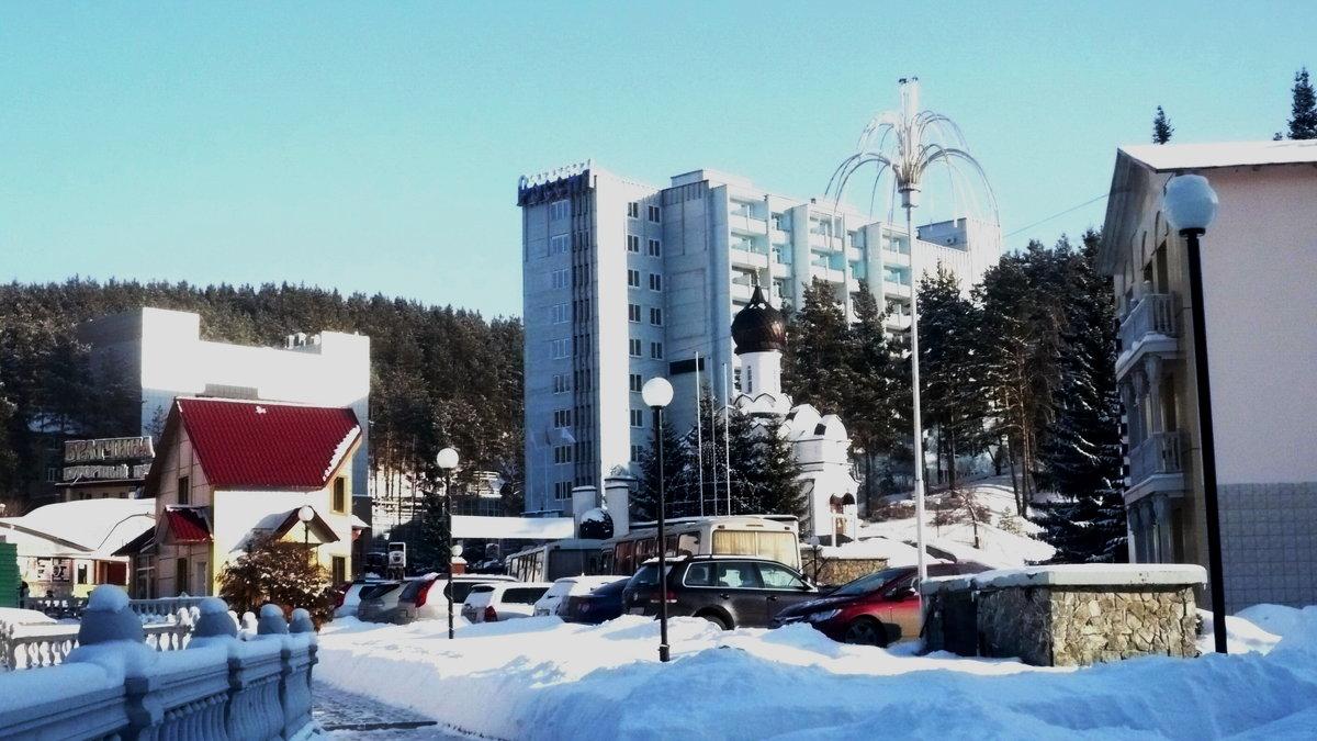 Белокуриха - курорт - Олег Афанасьевич Сергеев