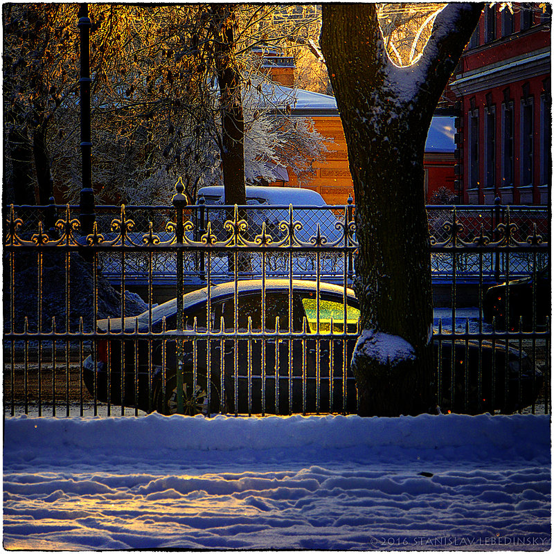 My magic Petersburg_01751 - Станислав Лебединский