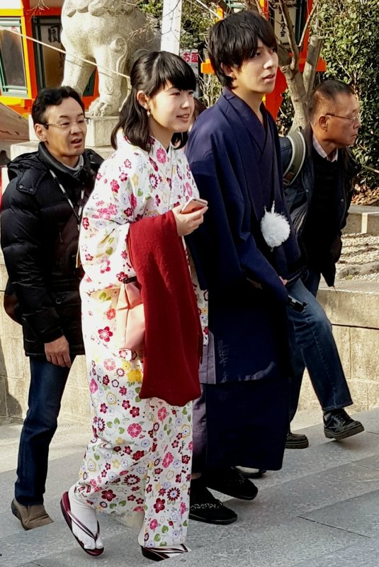 Япония, Киото - Tatiana Belyatskaya