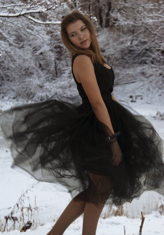 Зима - Оля Фролова