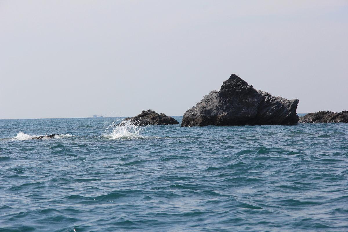 Вулконические  островки. - Андрей