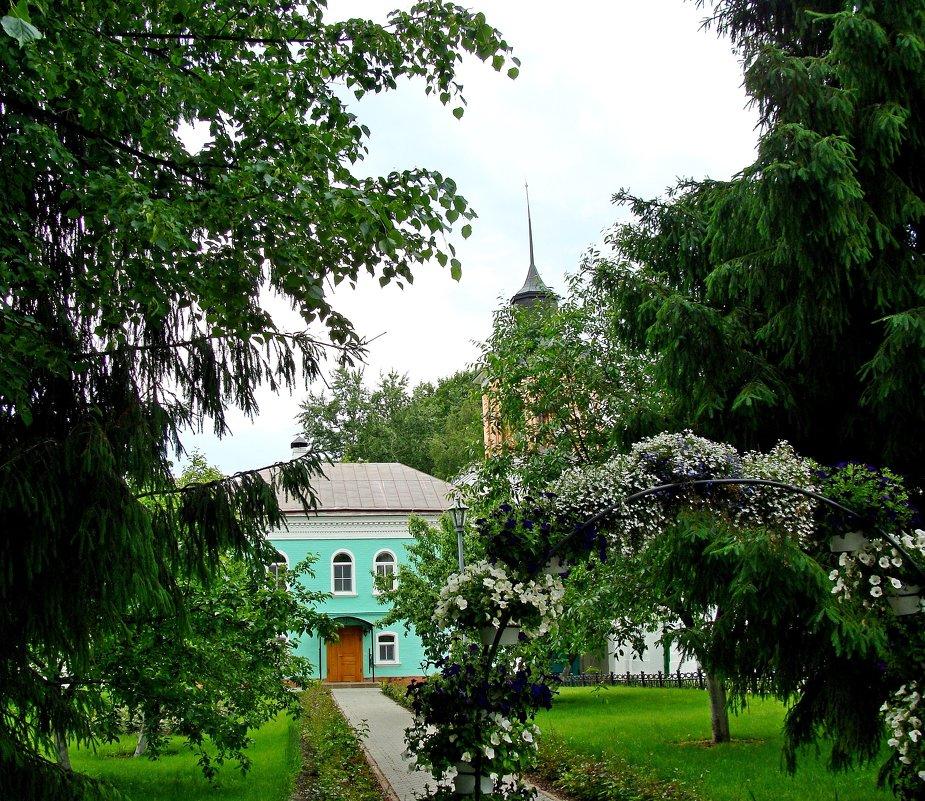 Толгский женский монастырь - Tata Wolf