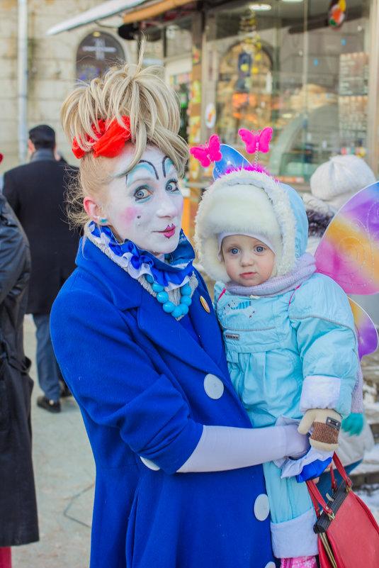 Клава с малышом - Дмитрий Сушкин