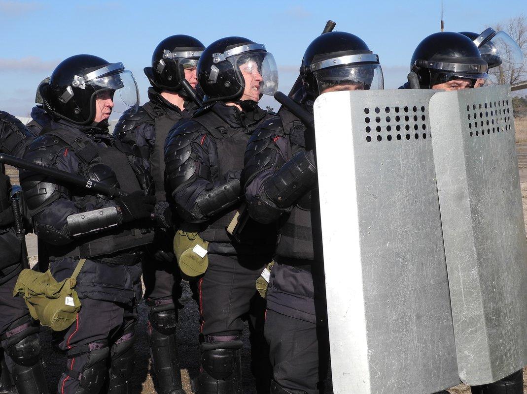 стражи правопорядка - Андрей Козлов
