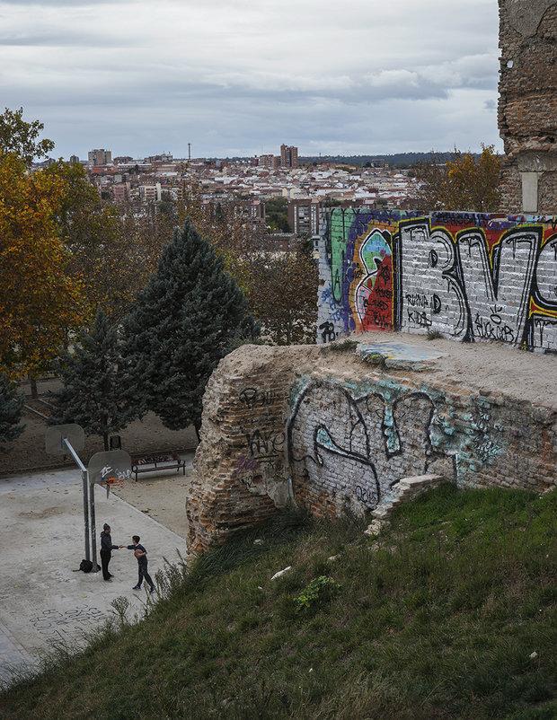 Вид на Мадрид - Людмила Синицына