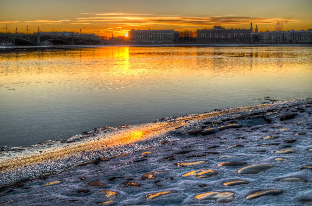 Зимнее утро - Константин Бобинский