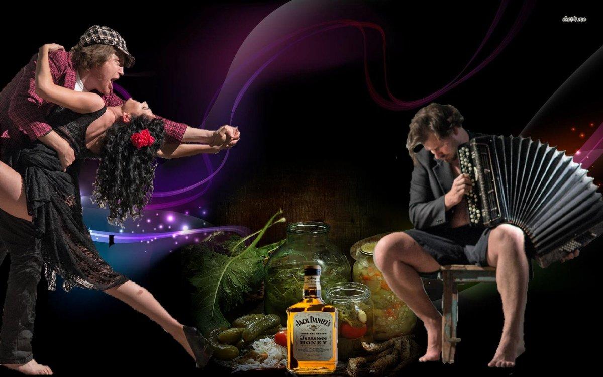 Давайте выпьем за ребро Адама !!! - vitalsi Зайцев