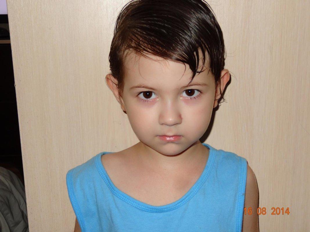 Борис 5 лет - Мария Владимирова