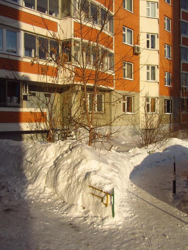 Дом, в котором я живу - Андрей Лукьянов
