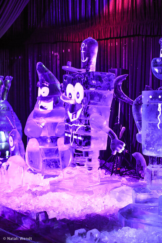 Ледяные скульптуры - Наталья Вендт Фотограф&Дизайнер