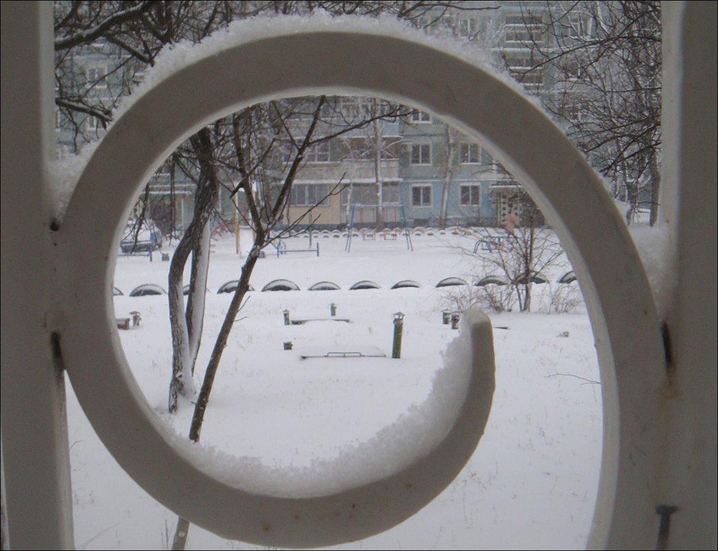 Снег, снег, белый снег пушистый!.. - Нина Корешкова