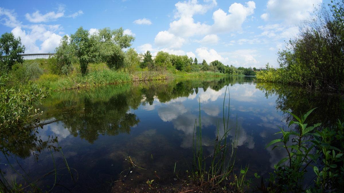 облака в реке - Фролов Владимир Александрович