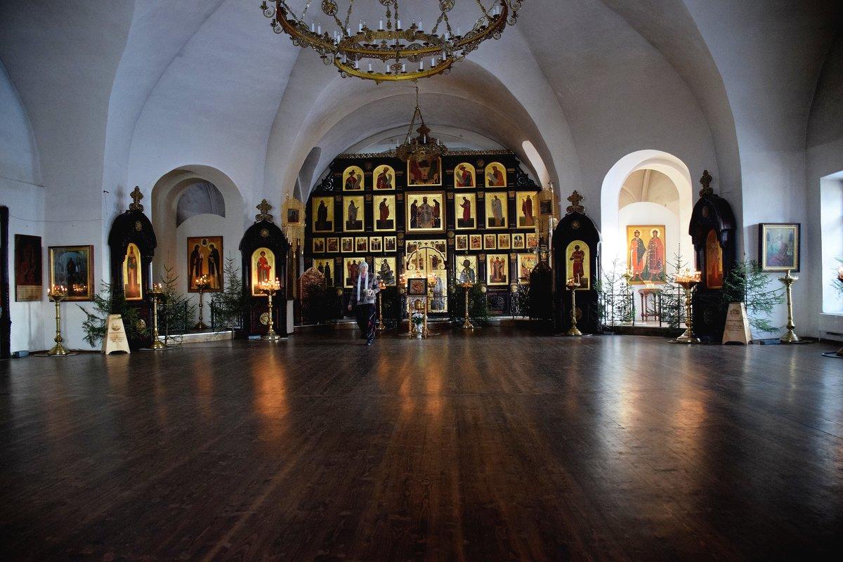 В Храме. - vkosin2012 Косинова Валентина