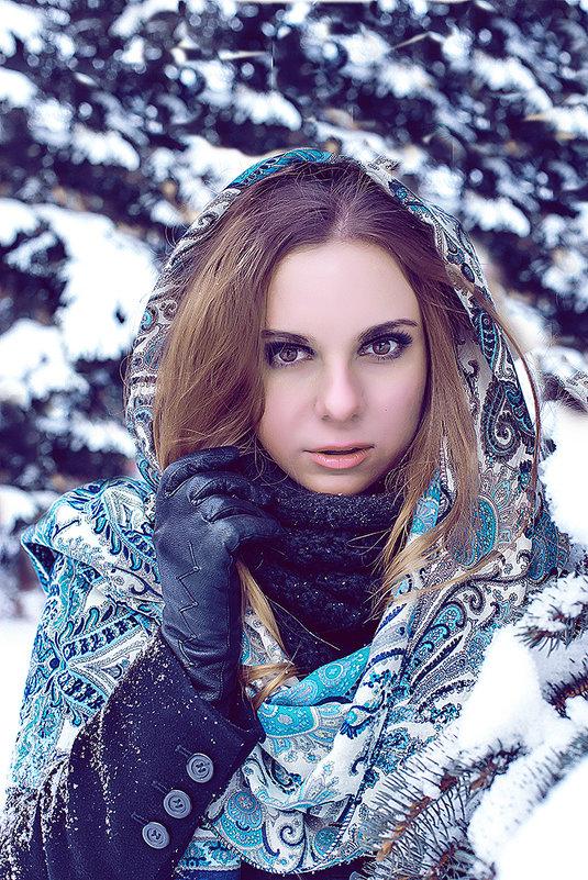 Зима - Павел Новоселов