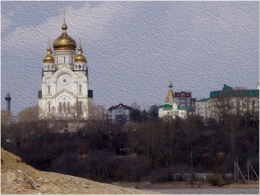 Спасо-Преображенский кафедральный собор - Хабаровск - Volkov Igor