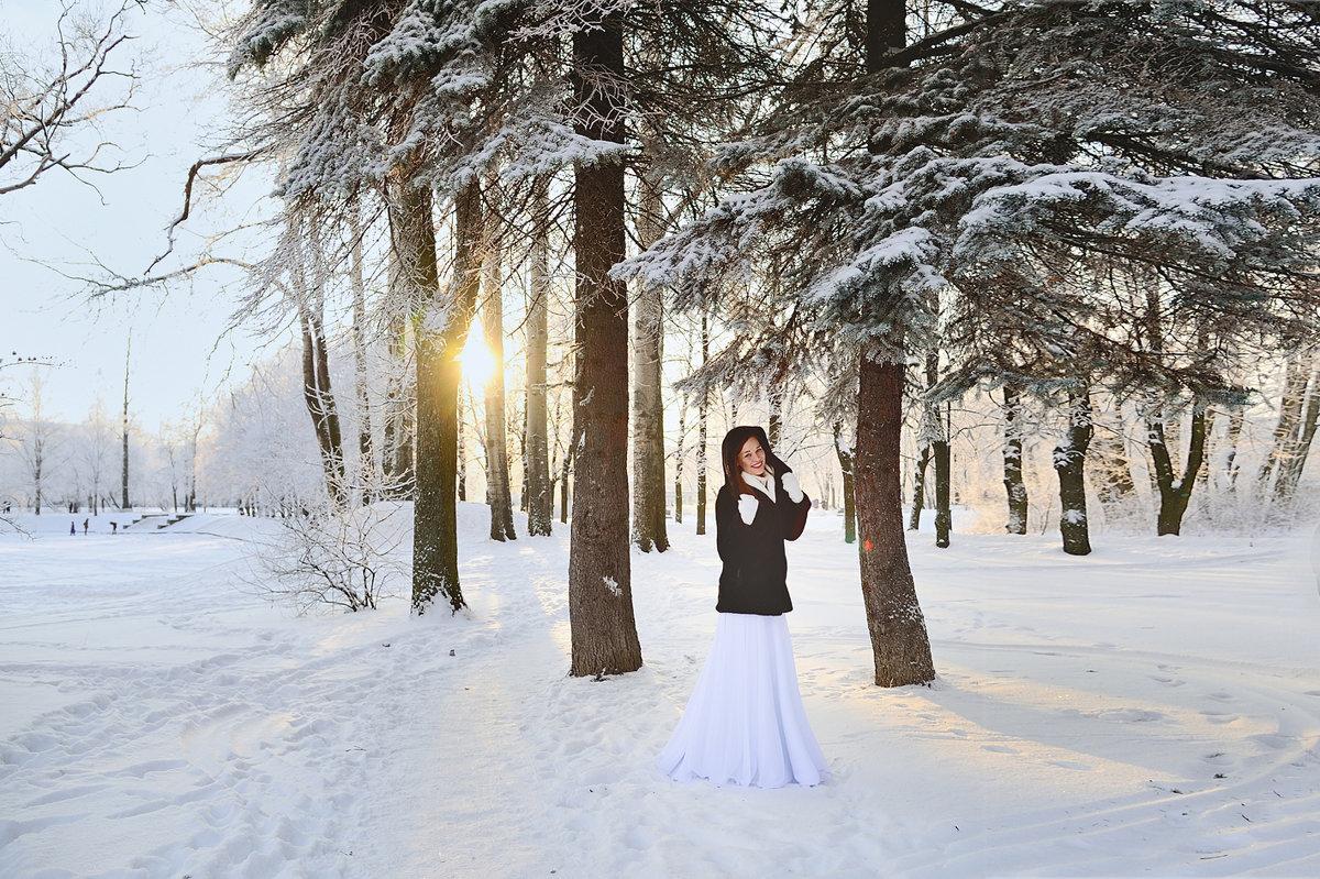 Зимняя фотопрогулка - Oksanka Kraft