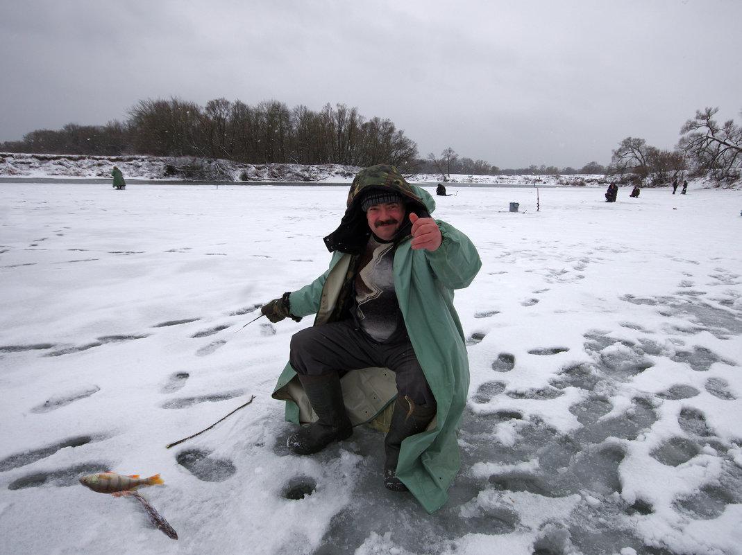 Ловись рыбка большая и маленькая - Дубовцев Евгений