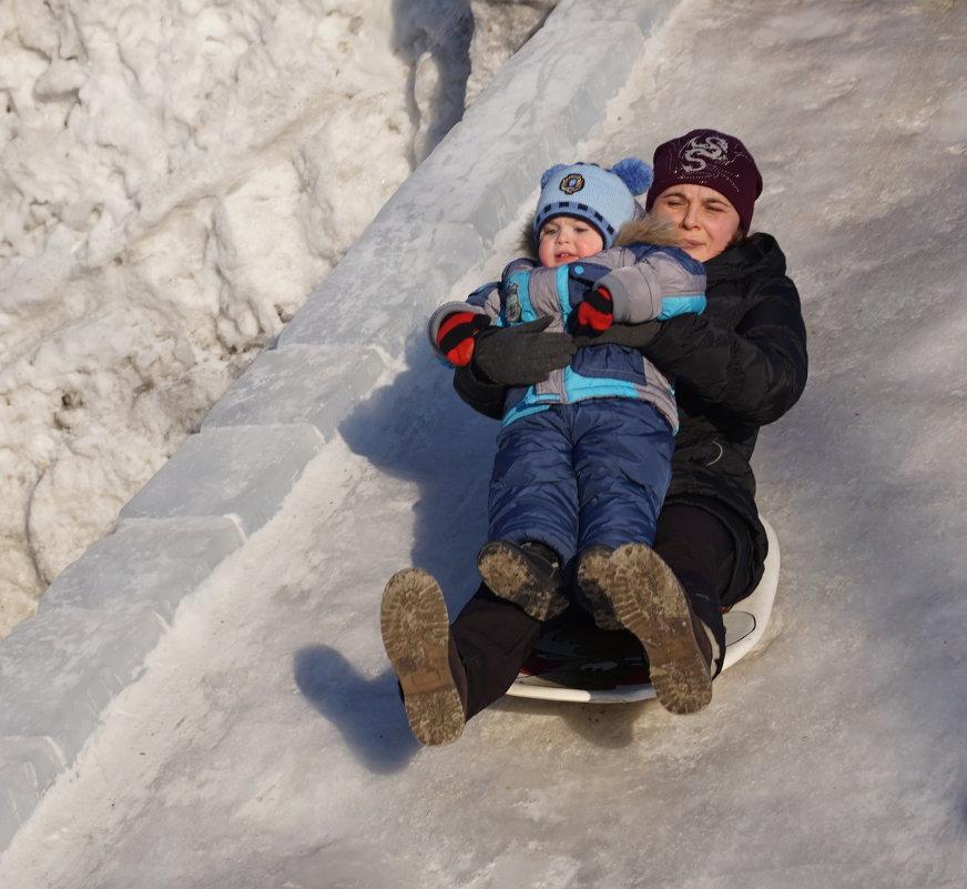 Маме хочется кататься - Наталия Григорьева