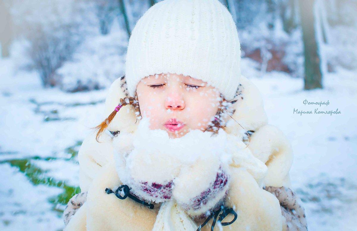 Зима!!! - Марина