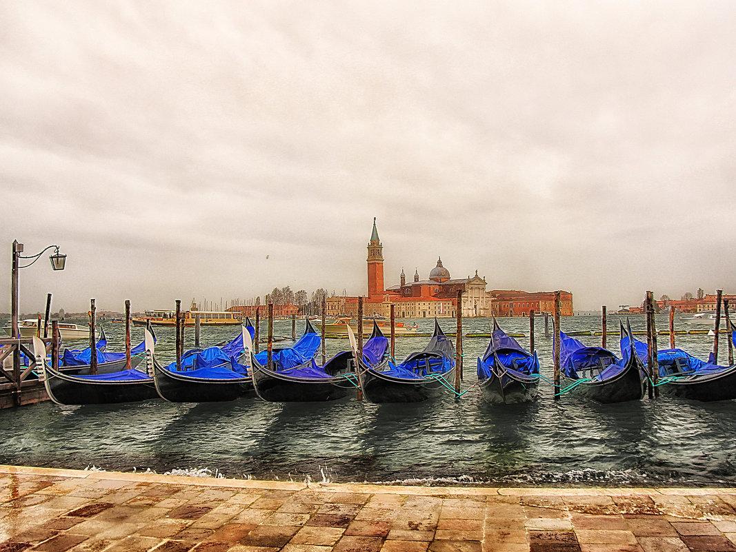 Незабываемая Венеция - Марина Назарова