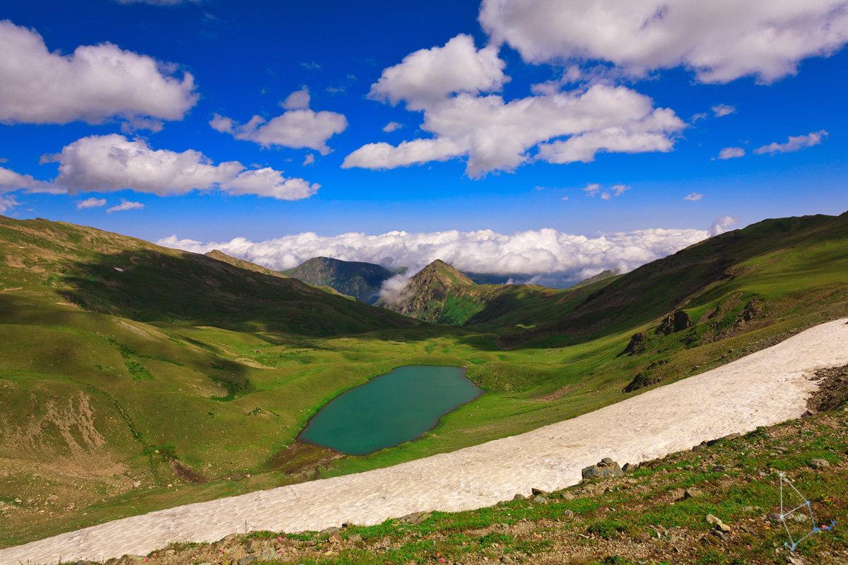 Озеро - Cepheus