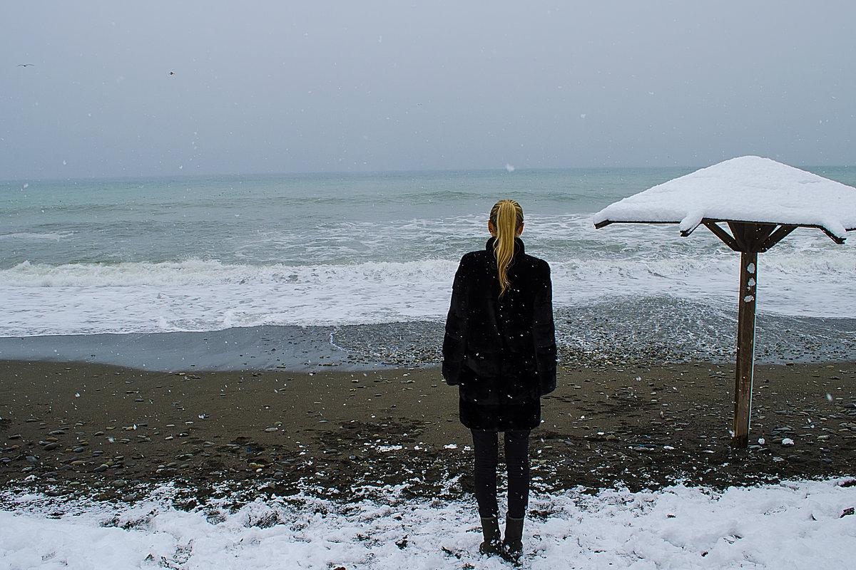 Зима в Сочи. 3 января - Вера Кочергина
