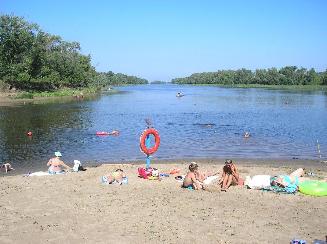 Пляж - Булаткина Светлана