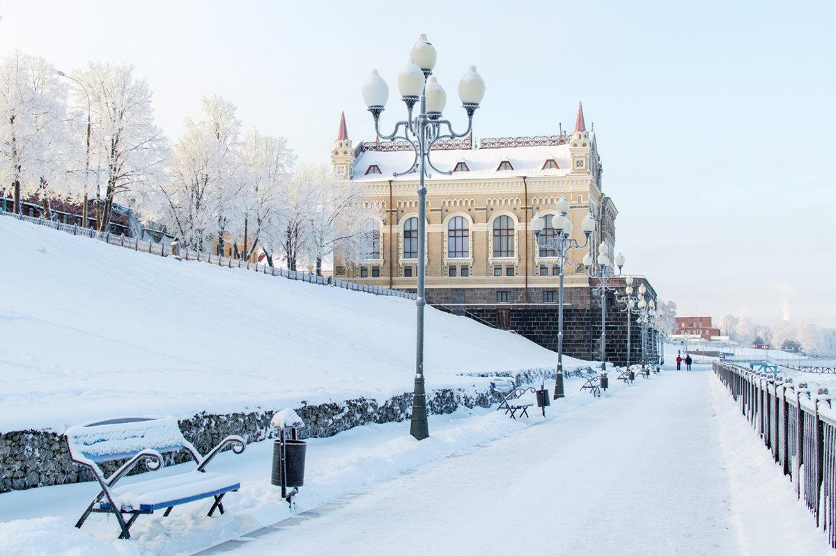 Рыбинский музей - Nadia Brusnikova