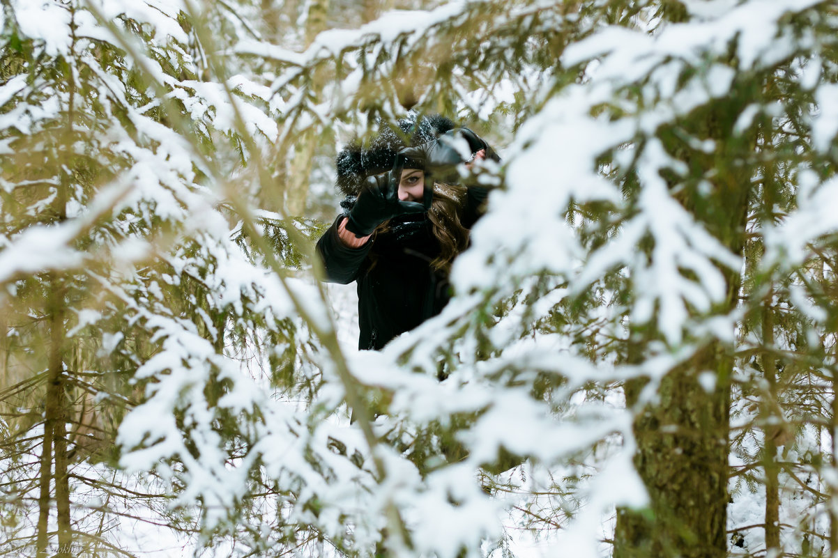 Снимает не камера - снимает фотограф - Валерий Анохин