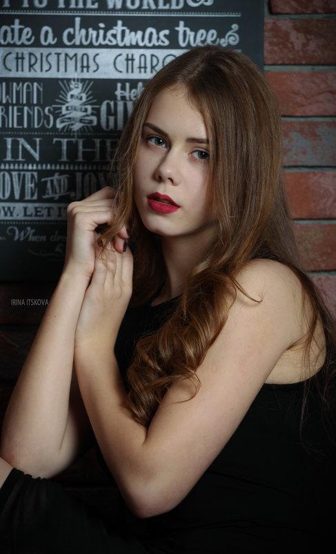 Лилия - Ирина Ицкова