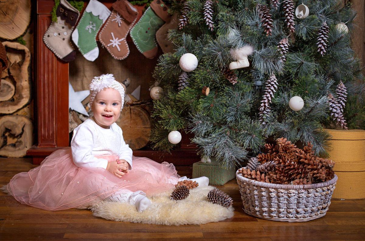 Полиночка 1 годик - Елена Кознова