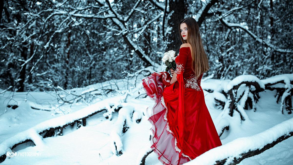 Cold Red - Роман Егоров