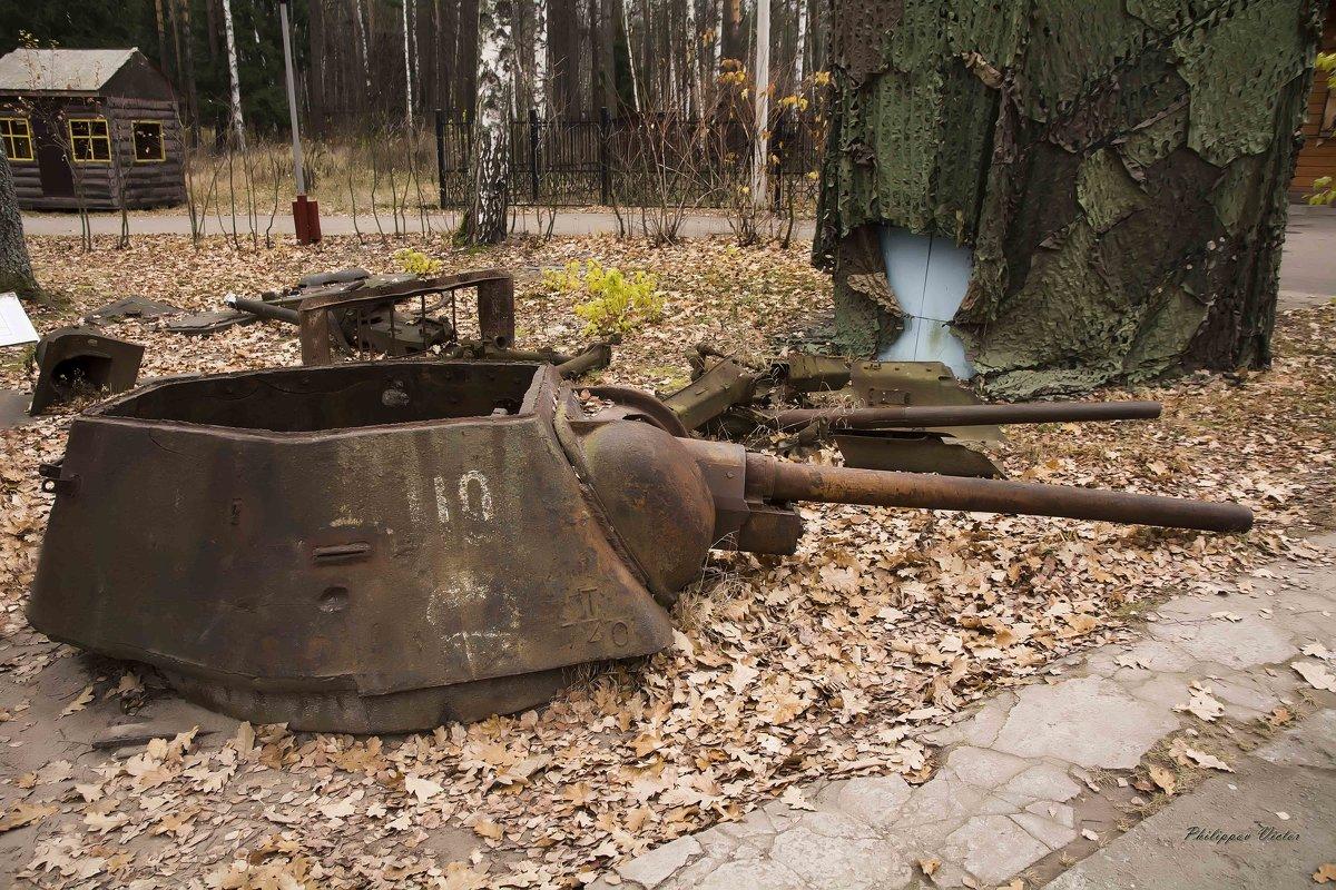 Судьба танка - Виктор (Victor)