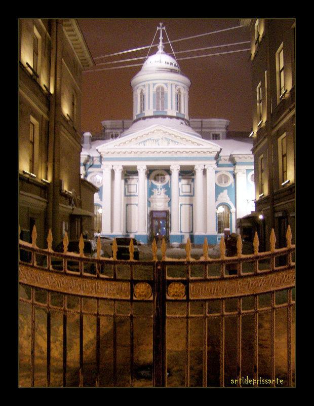 Армянская церковь на Невском - vadim