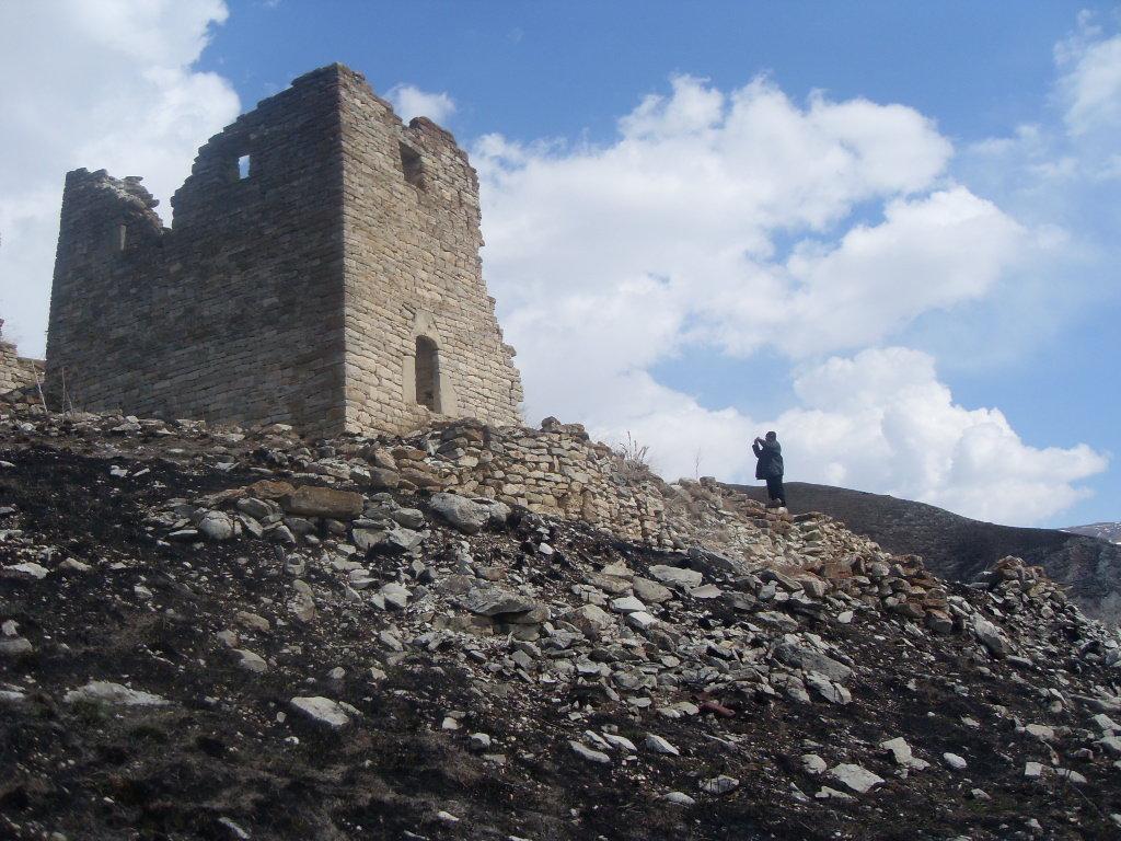 Средневековая башня - MrAlleroy Alleroevsky