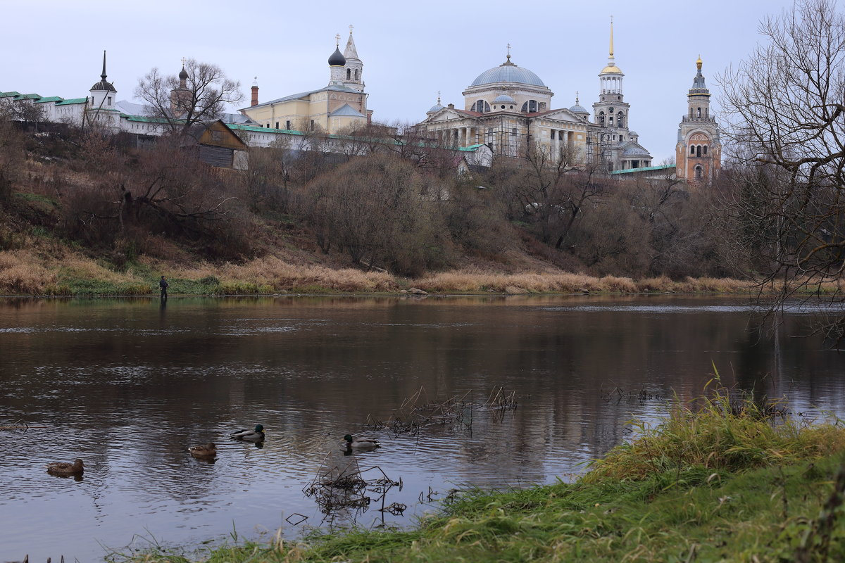 Борисоглебский монастырь - MoskalenkoYP .