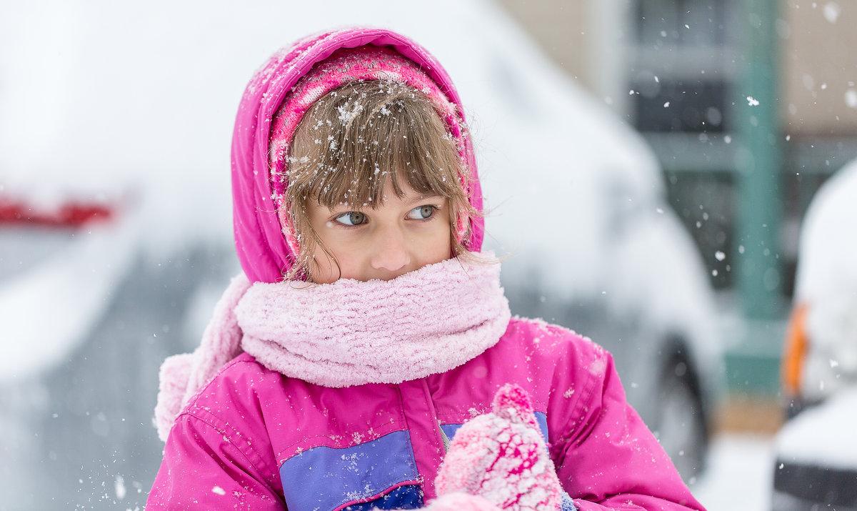 Теплый взгляд среди холодного снега - Petr Shostak