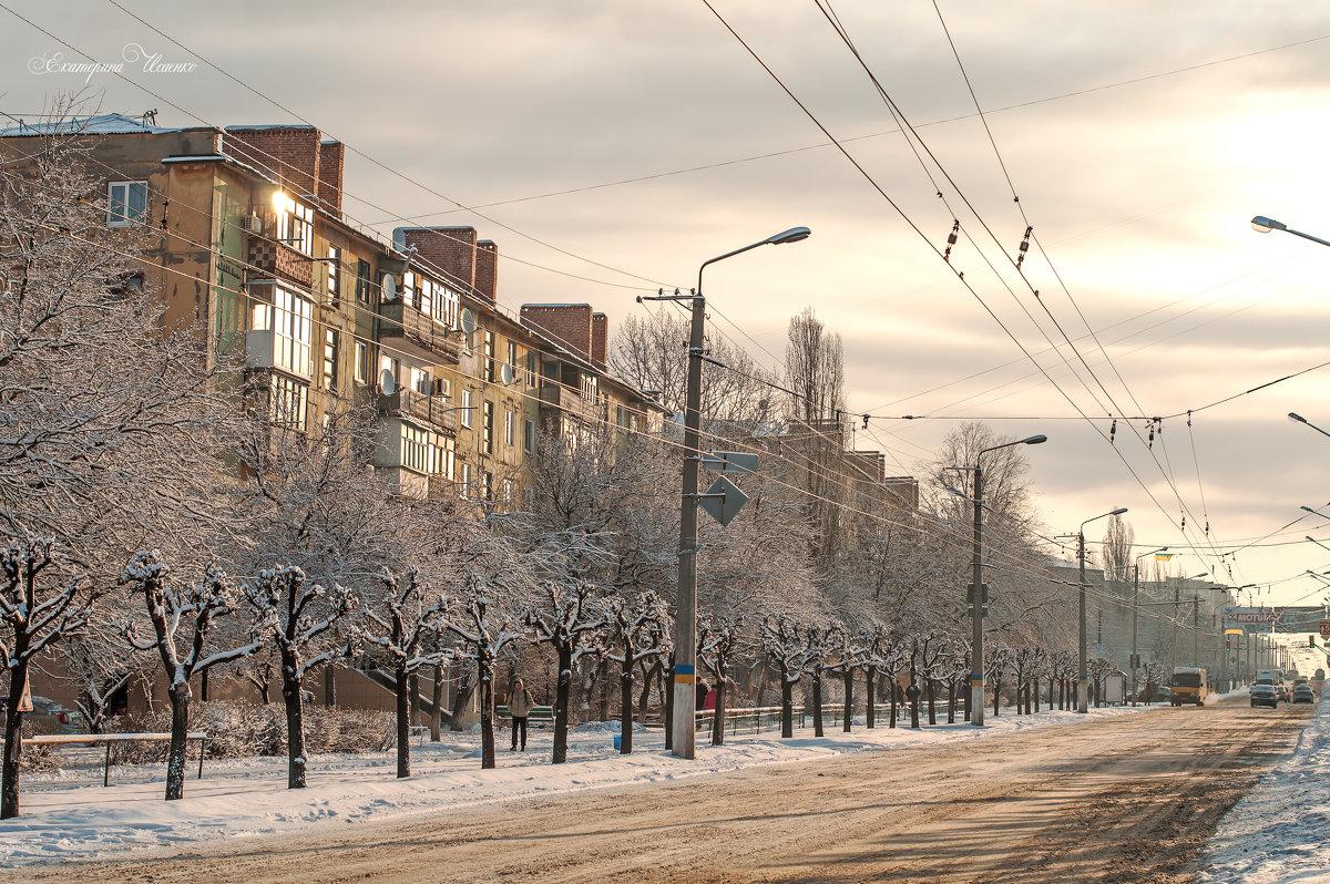 Краматорск - Екатерина Исаенко