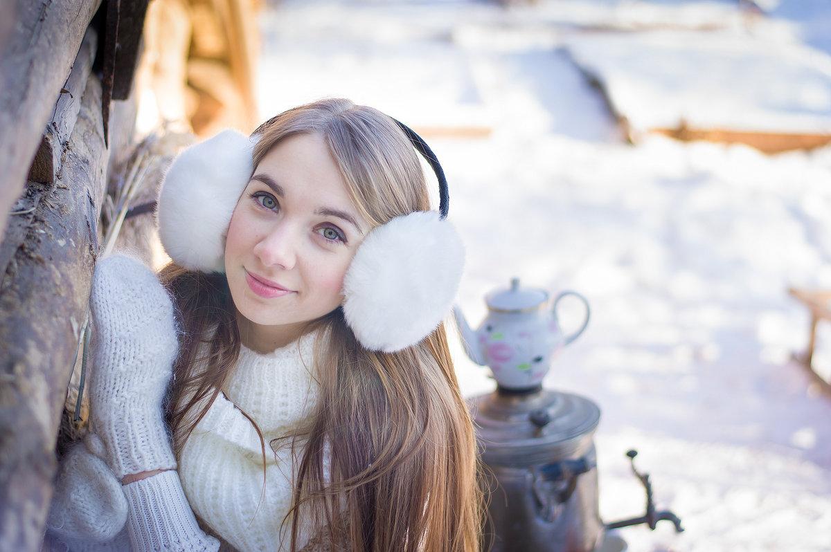 Зимние моменты - N. Efimkina