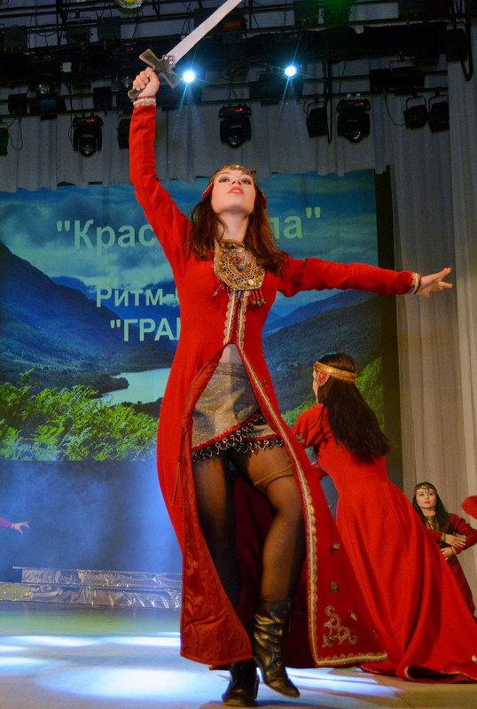 Танцы - arkadii