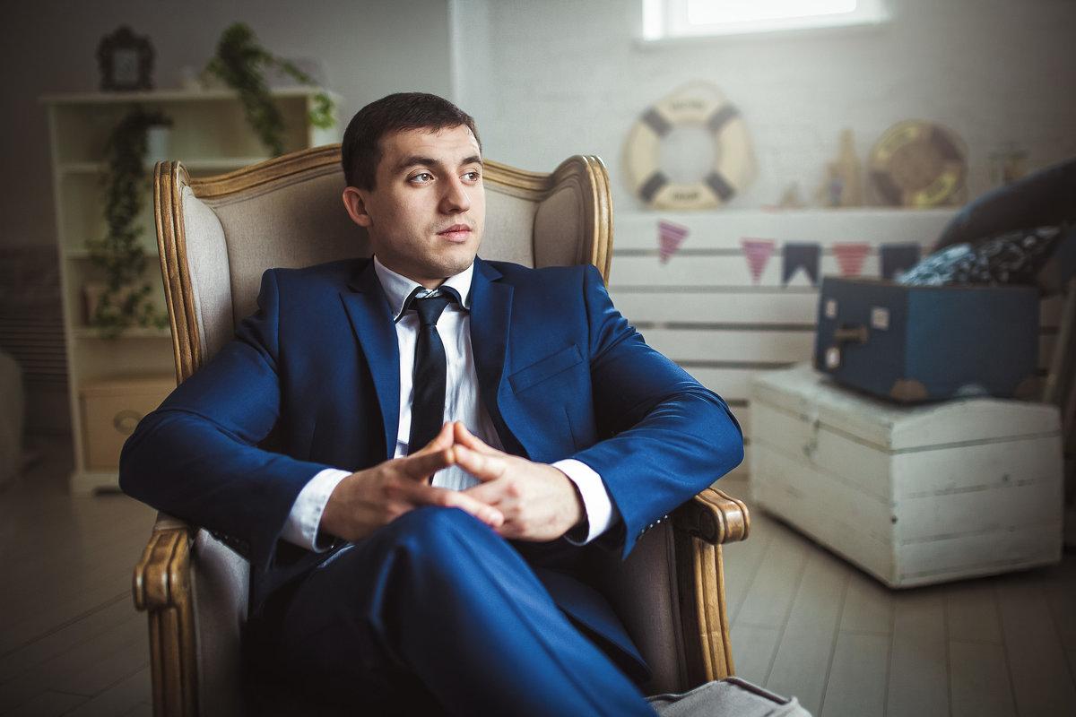 Жених - Денис Буров