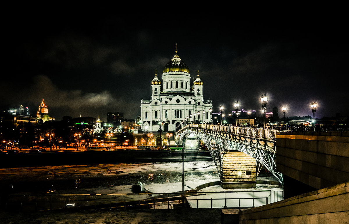 зимний вечер - Олеся Семенова