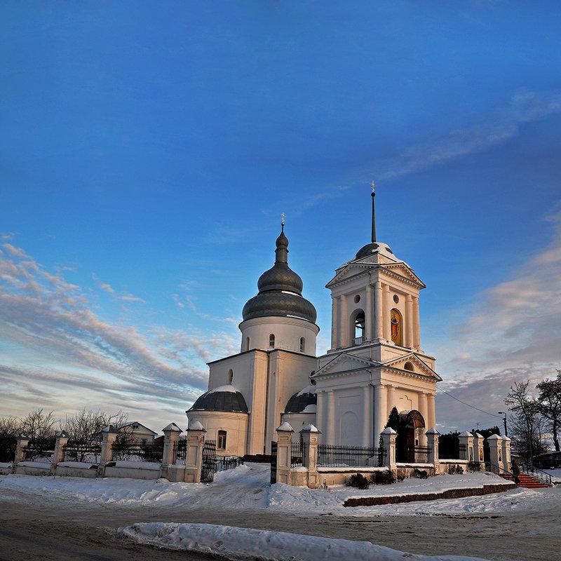 Как рано село солнце... - Александр Бойко
