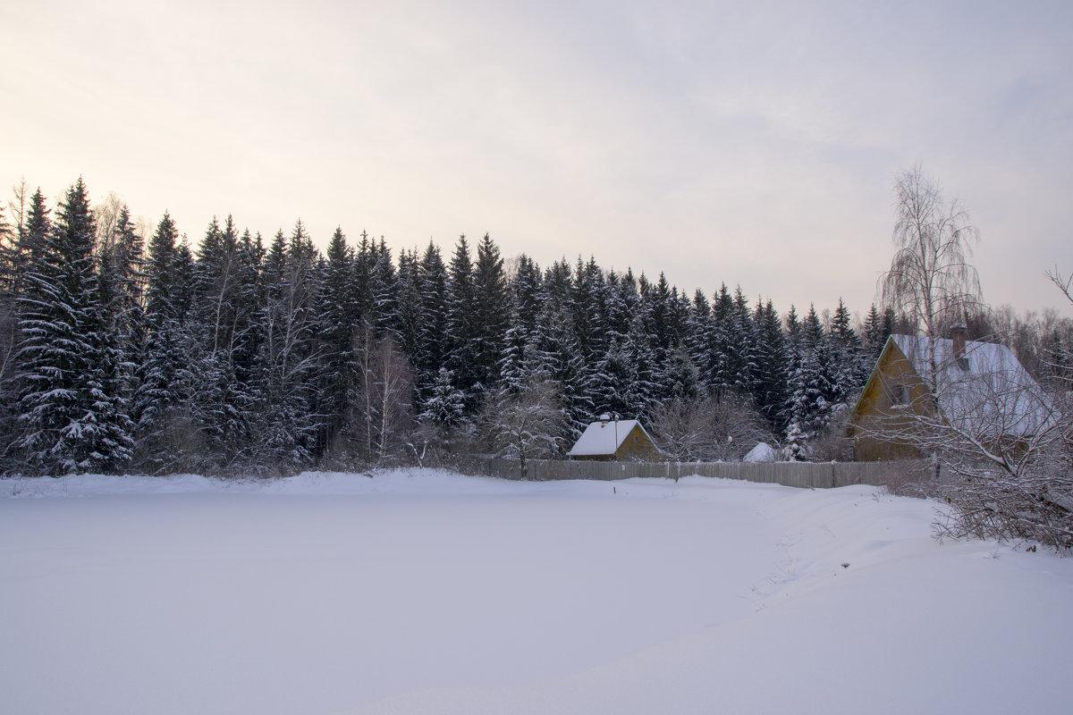 Зима... - Александр Филатов
