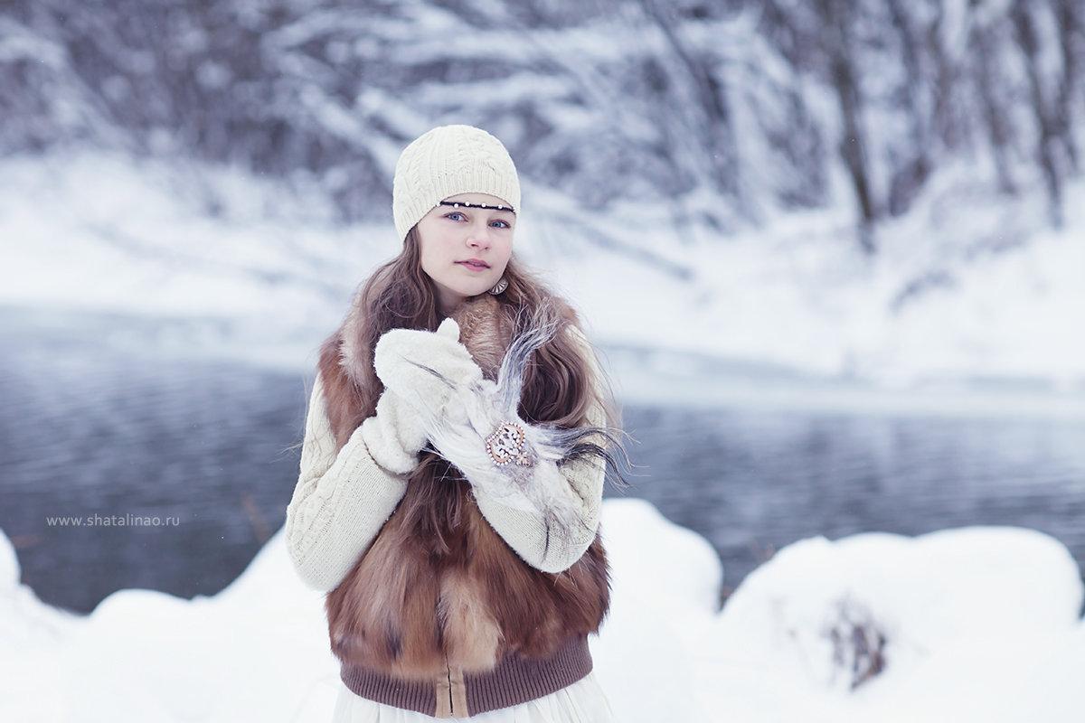 Девушка - Оксана Шаталина