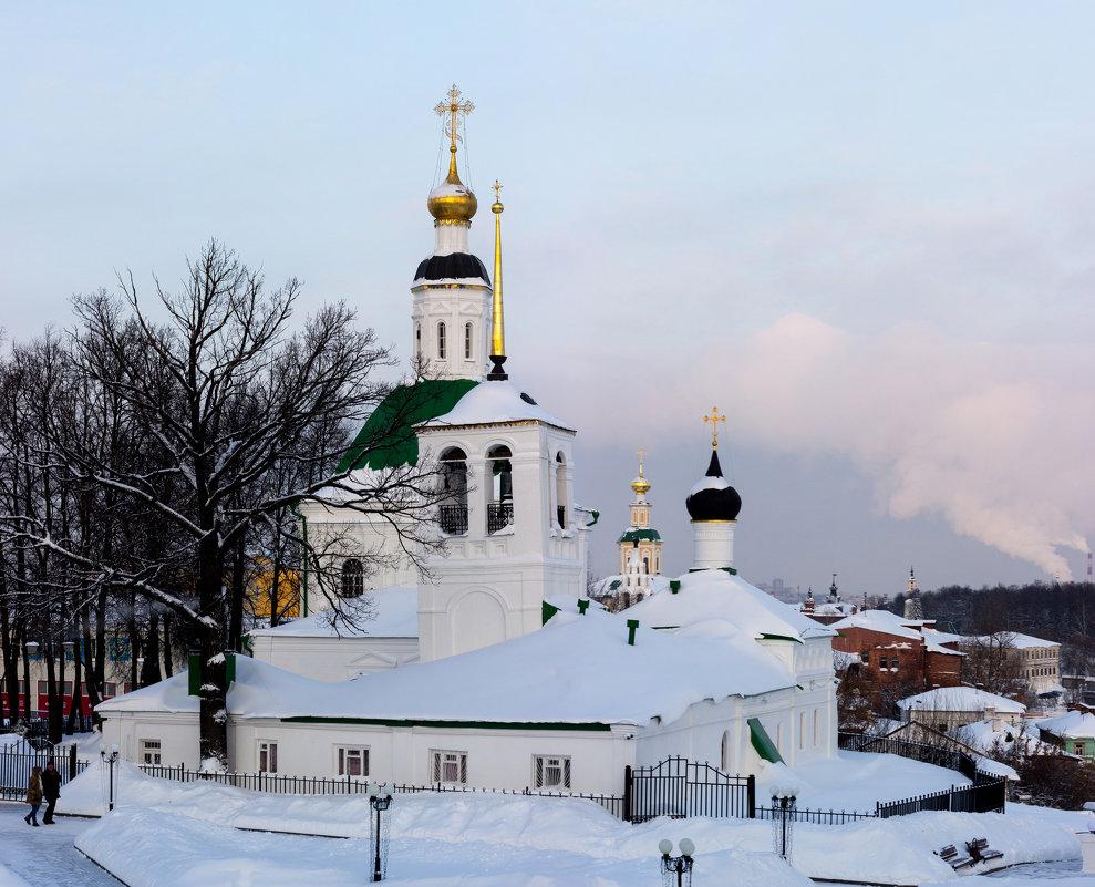 Спасо-Никольская церковь - Михаил